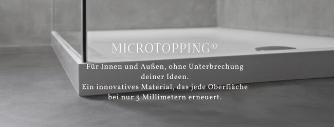 Microtopping
