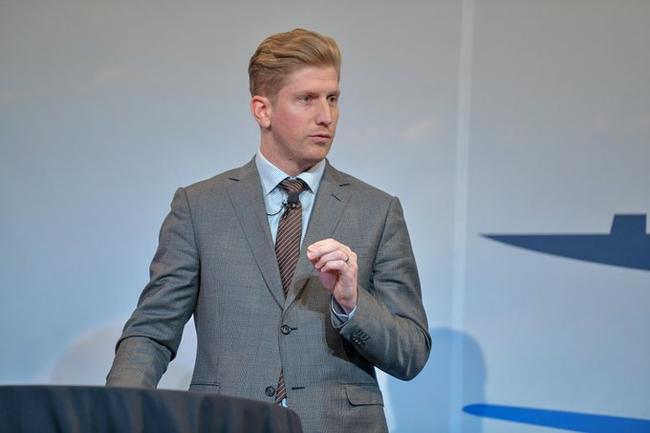 IATA's new Head of Cargo – finally! Image: IATA