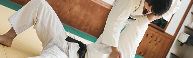 「柔よく剛を制す」は日本武道の理想形