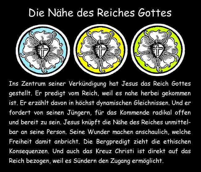 Die Nähe des Reiches Gottes