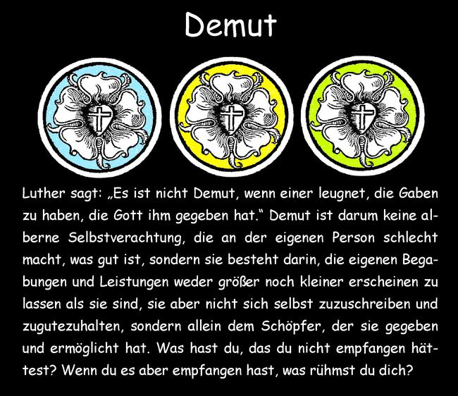 Demut