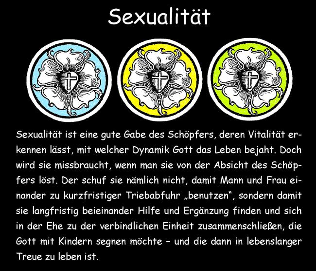 Sexualität