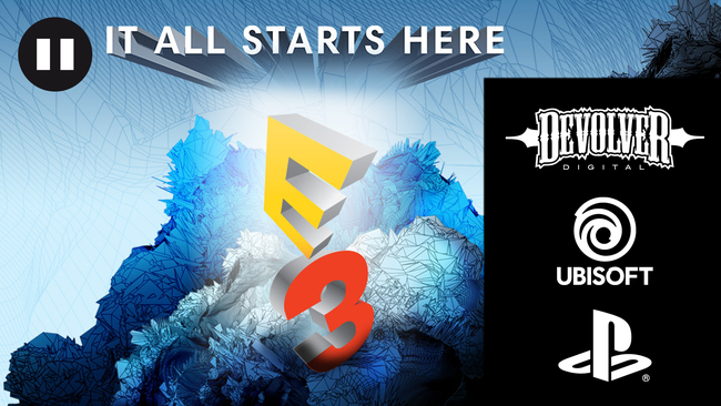 e3, sony, ubisoft, devolver, assassins creed, god of war, shadow of the colossus, detroit become human, spider-man, spiderman, south park, beyond good & evil 2, days gone, far cry 5, mario, rabbids, uncharted, horizon zero dawn, playstation