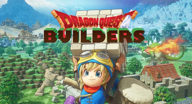 Dragon Quest Builders ThreeTwoPlay - Minecraft spielen hauser bauen