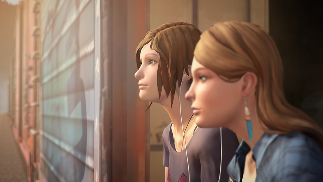 Life is Strange, Before the Storm, Dontnod, Entertainment, Chloe, Max, Deck Nine Games, Arcadia Bay, Rachel