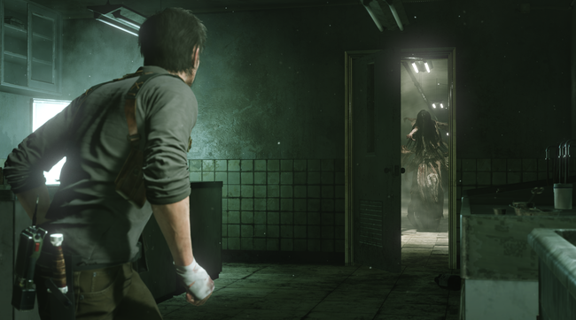 The Evil Within, Horror, Bethesda, Shinji Mikami, Survival, Open World, Tango Gameworks, Sebastian Castellanos, Lilly, Stefano, Monster, Zombies, Geister, Union, STEM, Beacon
