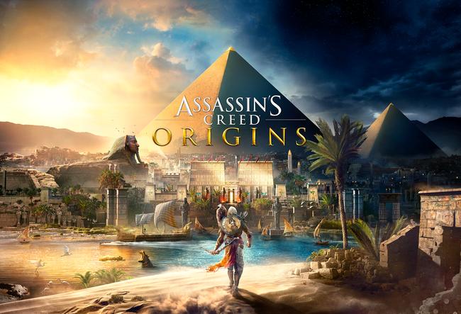 Assassins Creed, Origins, Ägypten, Bayek, Medjai, Aya, Pyramiden, Sphynx, Anubis, Assassin's Creed, Assassine, Kleopatra, Cäsar, Caesar, Bogen, Nil, Siwa, Reboot, Prequel, Pharao, Götter, Osiris