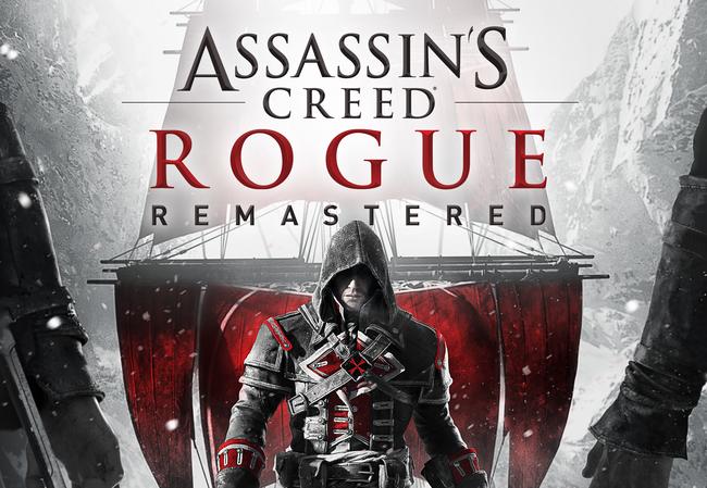 Assassin's Creed, Assassins Creed, Assassinen, Tempelritter, Templer, Rogue, Remastered, Ubisoft, Sofia, Amerika, Last Gen, New York, Shay, Abstergo, Animus, Schiff, Morrigan, Manuskript, Unity, Kenway, Shanty
