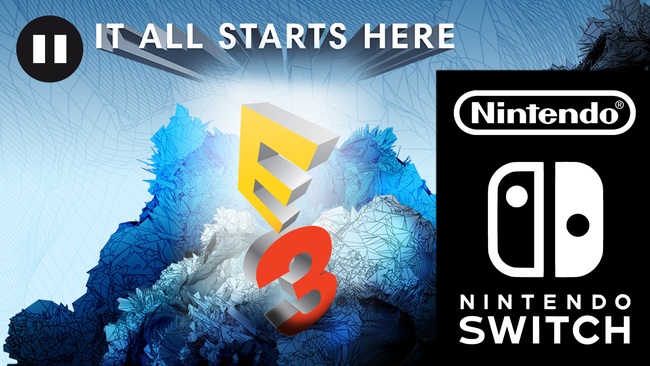 e3, nintendo, switch, kirby, xenoblade, mario, yoshi, bowser, peach, pokemon, splatoon, arms, rocket league, metroid, fifa, zelda, nintendo spotlight, odyssey