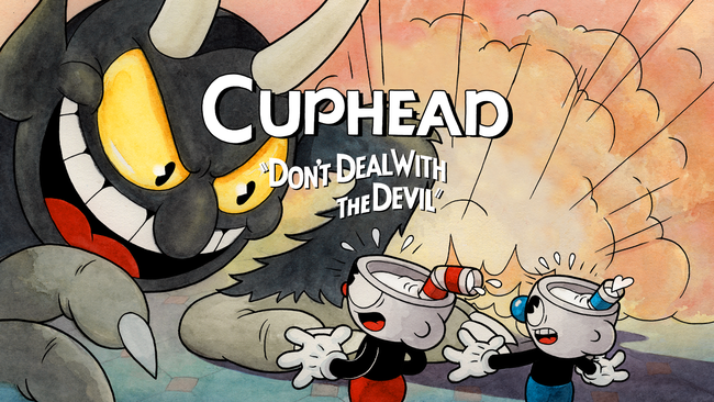 Cuphead, StudioMHDR, Microsoft, Xbox, Xbox One, Indie, Mugman, Run & Gun, ID@Xbox, Game City, Gamescom, Mickey Mouse, Popeye, Cartoon, Retro