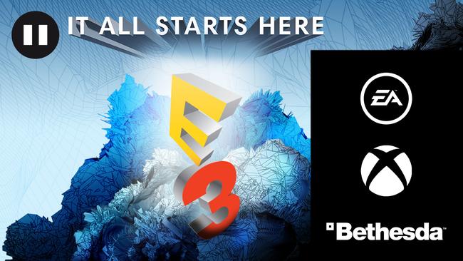 e3, Microsoft, Xbox, Los Angeles, EA, Electronic Arts, Bethesda, Xbox One X, Xbox One, Electronic Entertainment Expo