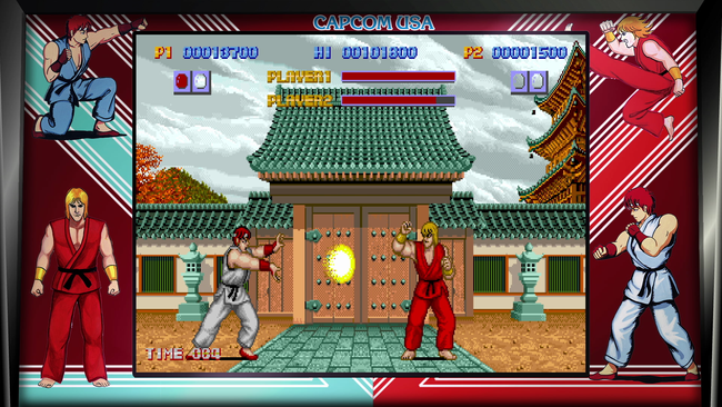 Street Fighter, Street Fighter 2, Alpha, 3, 30th Anniversary, Ryu, Ken, Blanka, Dhalsim, Shoryuken, Hadouken, Beat'em'up, Capcom, Chun-Li, M. Bison, Guile, Turbo