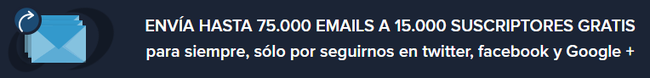 MailRelay cómo forma de Email Marketing