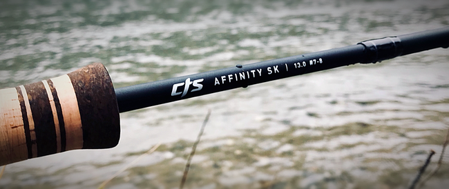 """CTS Affinity SK 7-8 wt 13"""" - 6 piece custom made"""