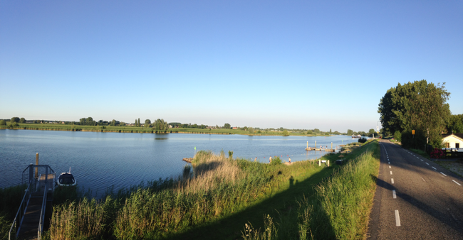 Locatie van de workshops in Andel aan de Maas (NB)