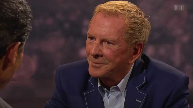 """Aeschbacher in der Sendung """"Schawinski"""" vom 12. Januar 2014."""