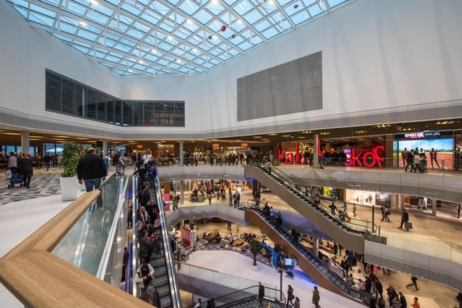 Technik und Design, Funktion und Erleben, Verkaufen und Erleben! (Foto: Mall of Switzerland)