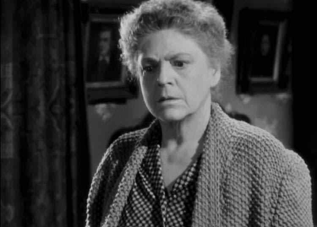 Ethel Barrymore in None But The Lonely Heart