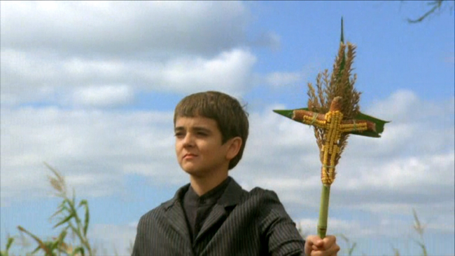 John Franklin in Children of the Corn