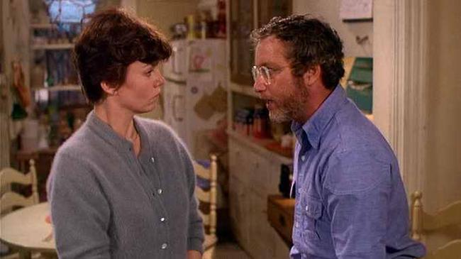 Marsha Mason & Richard Dreyfuss in The Goodbye Girl