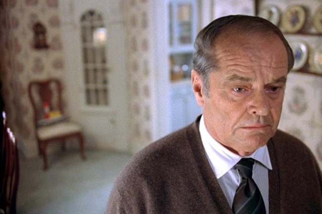 Jack Nicholson in About Schmidt