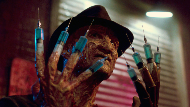 A Nightmare on Elm Street 3: The Dream Warriors