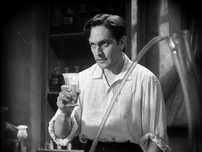 Fredric March in Dr. Jekyll & Mr. Hyde