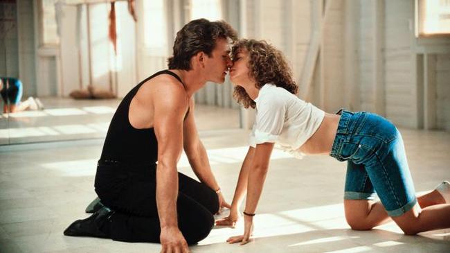 Patrick Swayze & Jennifer Grey in Dirty Dancing