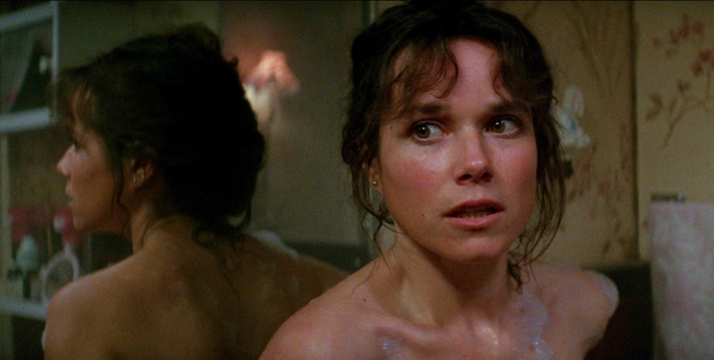 Barbara Hershey in The Entity