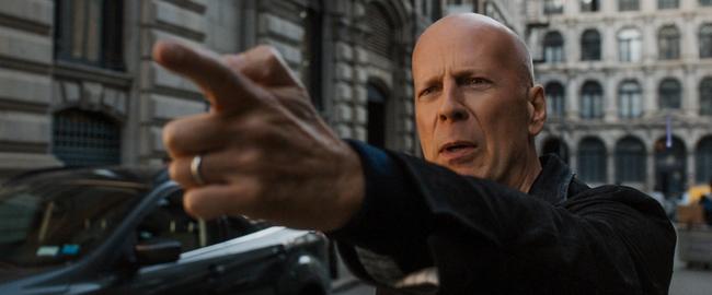 Bruce Willis in Death Wish