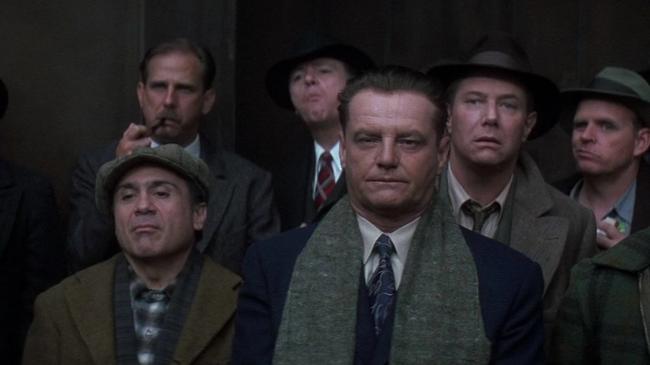 Danny DeVito & Jack Nicholson in Hoffa