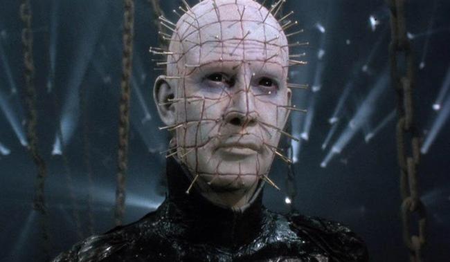 Doug Bradley in Hellbound: Hellraiser II