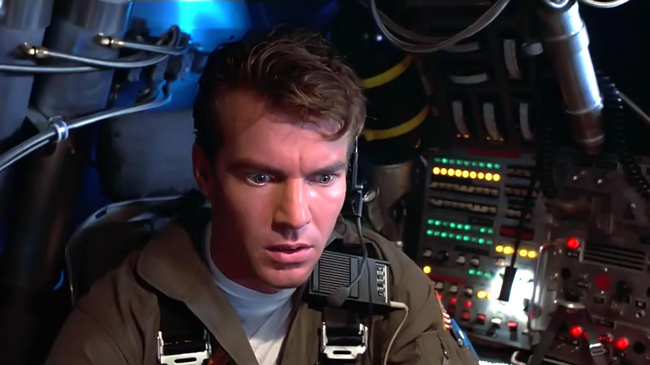 Dennis Quaid in Innerspace