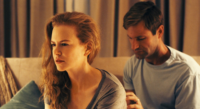 Nicole Kidman & Aaron Eckhart in Rabbit Hole