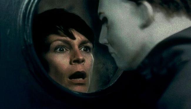 Jamie Lee Curtis in Halloween: H20