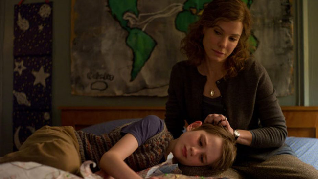 Thomas Horn & Sandra Bullock in Extremely Loud & Incredibly Close