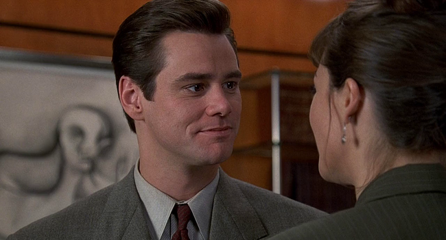 Jim Carrey in Liar, Liar
