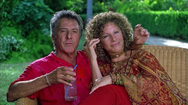 Dustin Hoffman & Barbra Streisand in Meet the Fockers