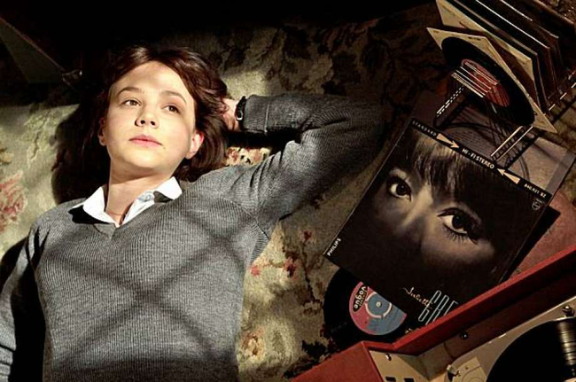 Carey Mulligan in An Education