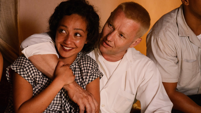Ruth Negga & Joel Edgerton in Loving
