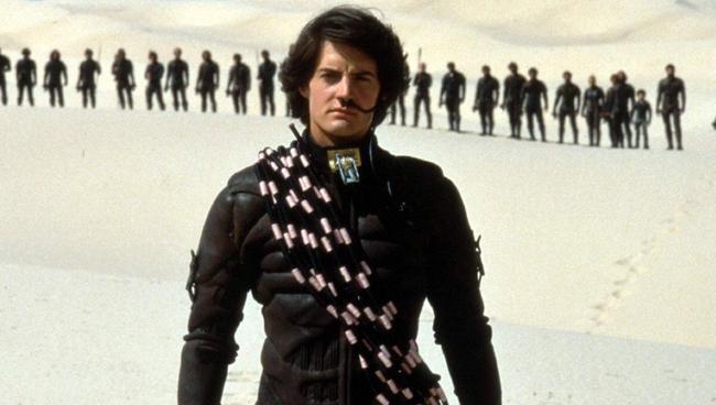 Kyle MacLachlan in Dune