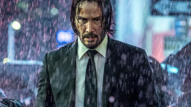 Keanu Reeves in John Wick: Chapter 3
