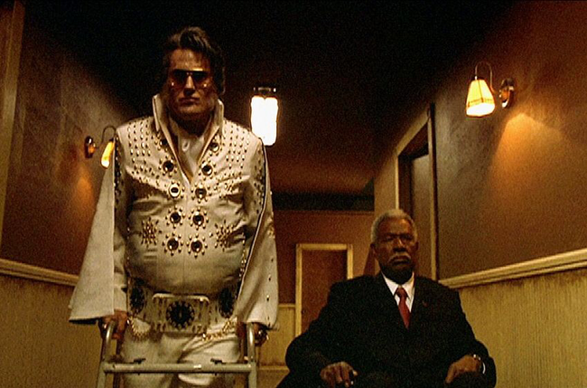 Bruce Campbell & Ossie Davis in Bubba Ho-Tep