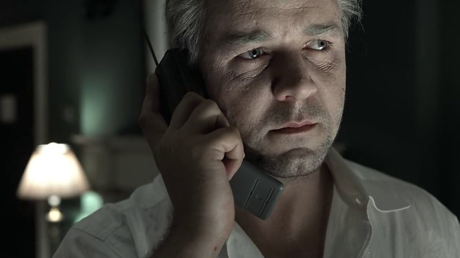 Russell Crowe in The Insider
