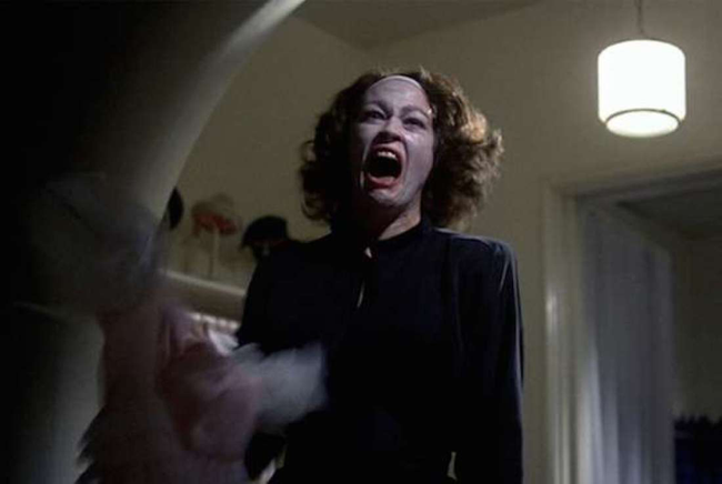 Faye Dunaway in Mommie Dearest