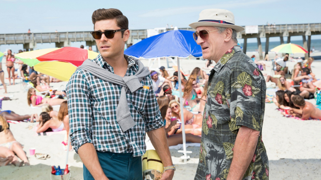 Zac Efron & Robert DeNiro in Dirty Grandpa