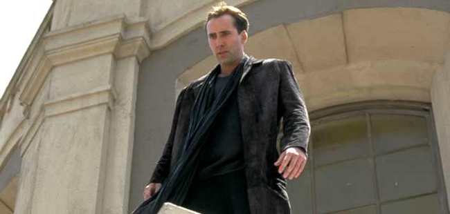 Nicolas Cage in City of Angels