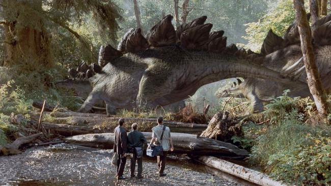 Jurassic World: The Lost World