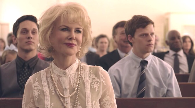 Nicole Kidman & Lucas Hedges in Boy Erased