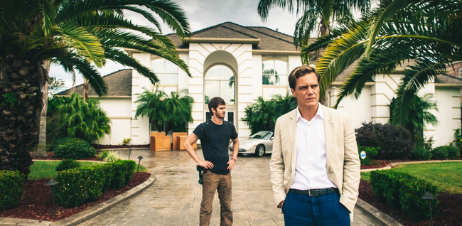Andrew Garfield & Michael Shannon in 99 Homes